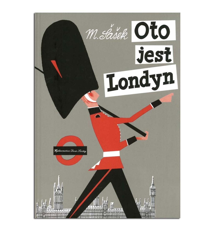 Endo - Oto jest Londyn BK41041_1