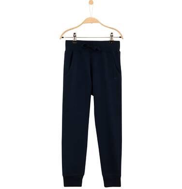 Endo - Spodnie dresowe z obniżonym krokiem dla dziewczynki D61K014_2