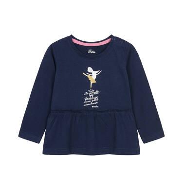 Endo - Bluzka z długim rękawem dla dziecka 0-3 lata N92G091_1