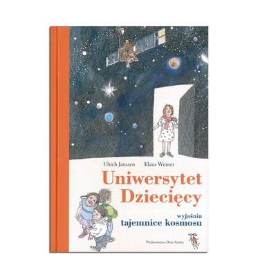 Endo - Uniwersytet Dziecięcy wyjaśnia tajemnice kosmosu BK41043_1 211