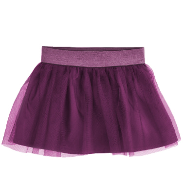 Endo - Tiulowa spódnica dla dziecka 9 -36 m N72J001_1