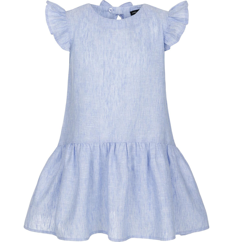 Sukienka z krótkim rękawem dla dziewczynki 9 13 lat