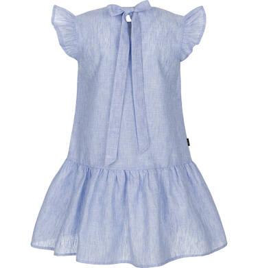 Endo - Sukienka z krótkim rękawem dla dziewczynki 9-13 lat D91H563_1
