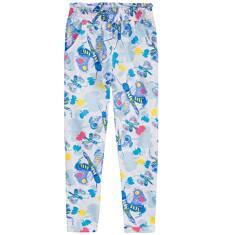 Spodnie typu alladynki dla dziewczynki 9-13 lat D71K546_1
