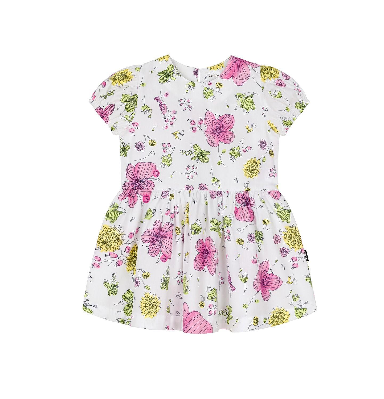 Endo - Sukienka dla dziecka 0-3 lata N91H032_1