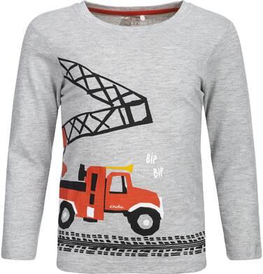 Endo - T-shirt z długim rękawem dla chłopca 3-8 lat C82G031_1