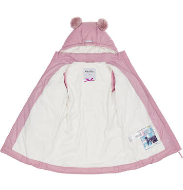 Endo - Płaszcz zimowy dla dziewczynki 9-13 lat D92A514_1