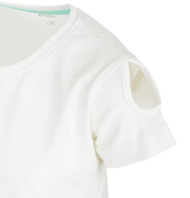Endo - T-shirt z krótkim rękawem dla dziewczynki 3-8 lat D91G076_1
