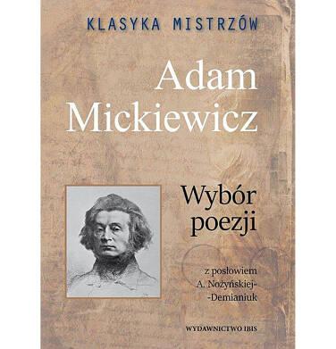 Endo - Klasyka mistrzów. Adam Mickiewicz. Wybór poezji BK92002_1