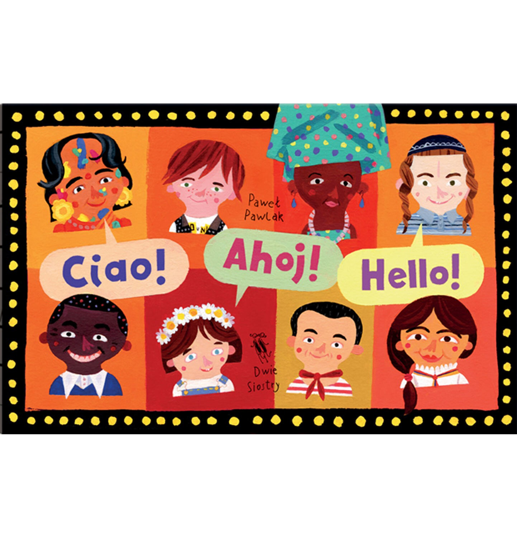 Endo - Ciao! Ahoj! Hello!, Paweł Pawlak, Dwie Siostry BK04027_1