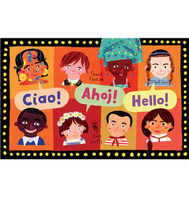 Endo - Ciao! Ahoj! Hello! BK04027_1 123