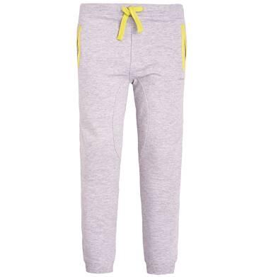Endo - Spodnie dresowe z obniżonym krokiem dla chłopca 3-8 lat C81K009_1