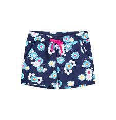 Krótkie spodenki z kieszeniam dla dziewczynki 4-8 lat D71K054_1