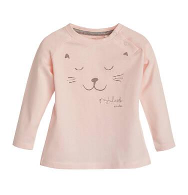 Endo - T-shirt z długim rękawem dla dziecka 0-3 lata N82G002_1