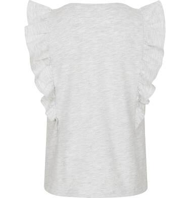 Endo - Bluzka z krótkim rękawem dla dziewczynki 3-8 lat D91G086_1