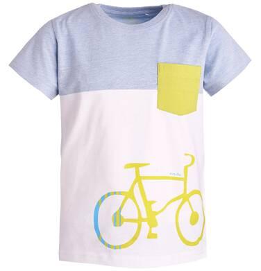 Endo - T-shirt dla chłopca 3-8 lat C81G020_1