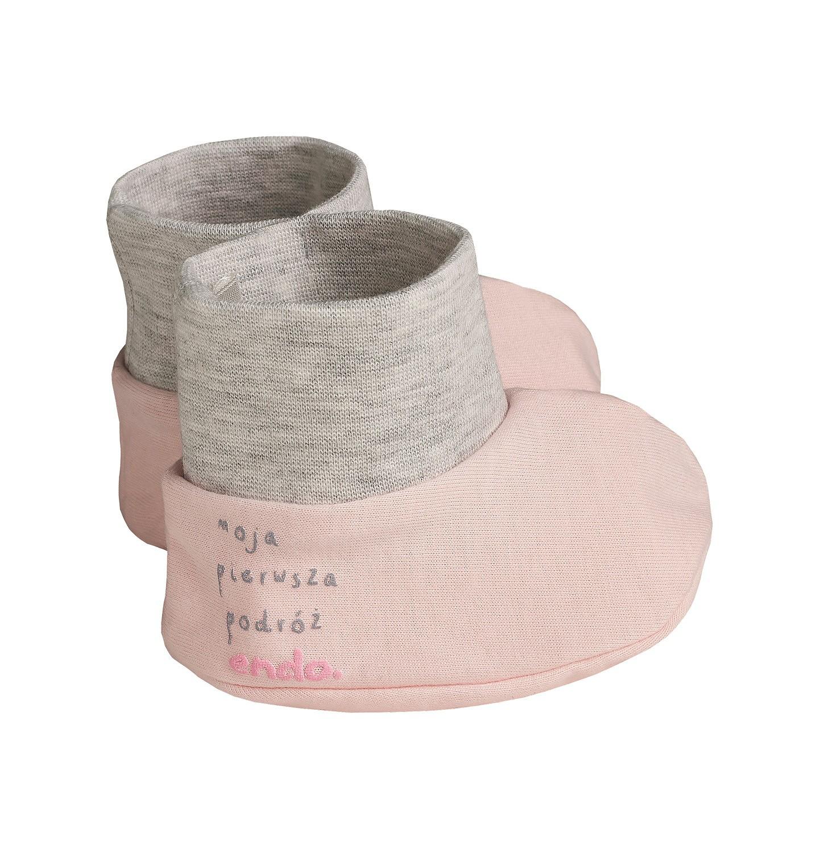 Endo - Buciki niemowlęce N82P005_1