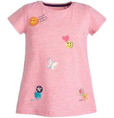 Endo - T-shirt dla dziewczynki 3-8 lat D81G033_1