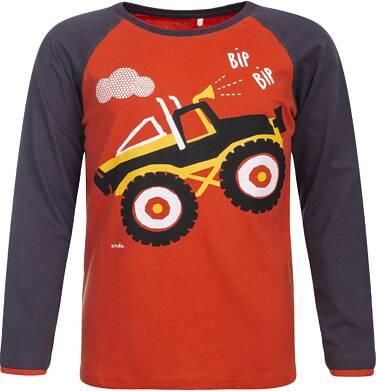 Endo - T-shirt z długim rękawem dla chłopca 3-8 lat C82G043_1
