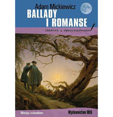 Endo - Ballady i romanse. Lektura z opracowaniem BK92013_1