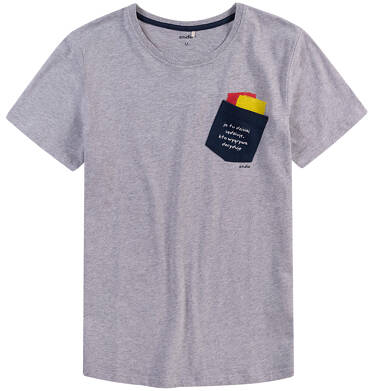 Endo - T-shirt męski Q61G020_1
