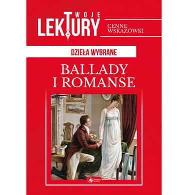 Endo - Ballady i romanse. Twoje lektury BK92015_1
