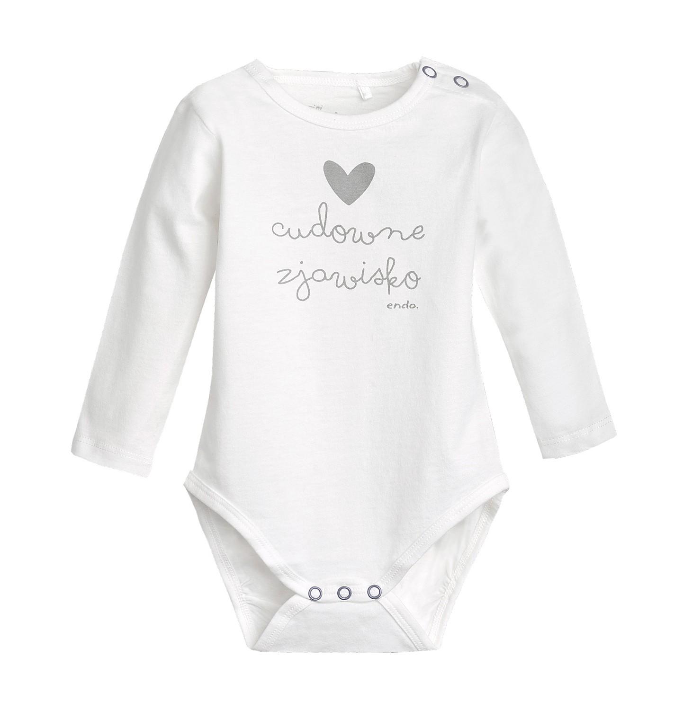 "Endo - ""Cudowne zjawisko"" Body dla niemowlaka 1-24 m-ce N82M002_1"