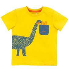 T-shirt dla niemowlaka N61G035_1