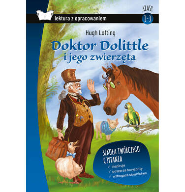 Endo - Doktor Dolittle (twarda oprawa) BK92231_1