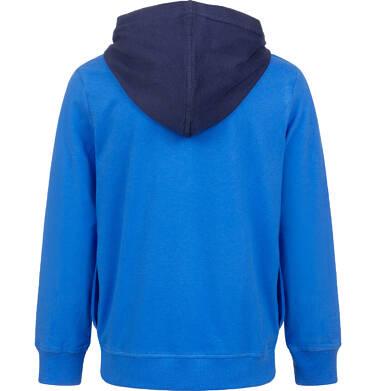 Endo - Bluza rozpinana z kapturem, niebieska, 9-13 lat C04C042_1 8