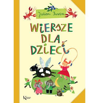 Endo - Wiersze dla dzieci  (twarda oprawa) BK92232_1