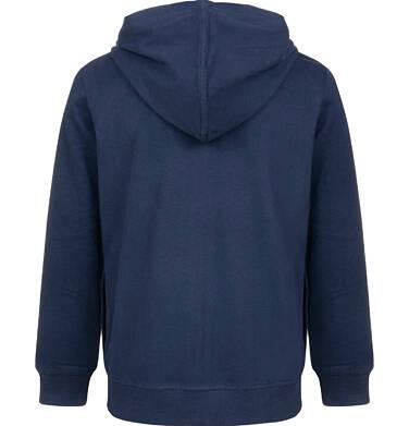 Endo - Bluza rozpinana z kapturem, granatowa, 9-13 lat C04C042_2 5