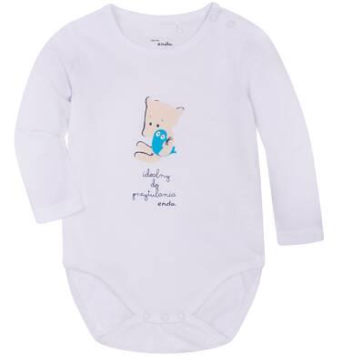 Endo - Body z długim rękawem dla dziecka 1-24 m N72M022_1
