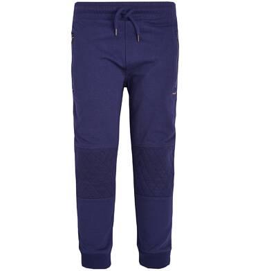 Spodnie dresowe z obniżonym krokiem dla chłopca 3-8 lat C81K011_2