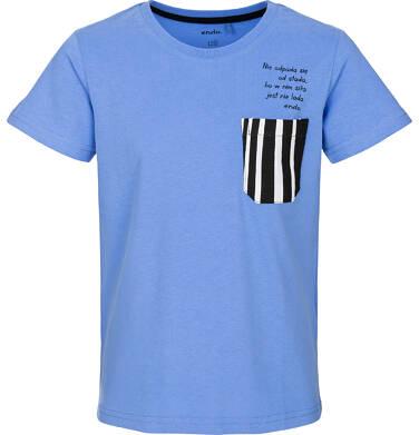 Endo - T-shirt z krótkim rękawem dla chłopca 9-13 lat C91G647_1,1