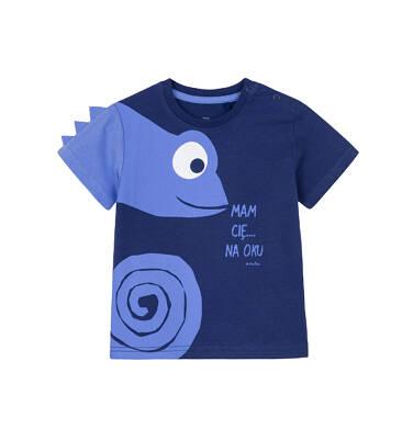 T-shirt dla dziecka 0-3 lata N91G090_2