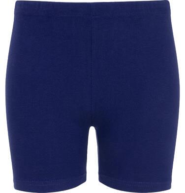 Endo - Krótkie legginsy dla dziewczynki, granatowe, 2-8 lat D06K001_1 14