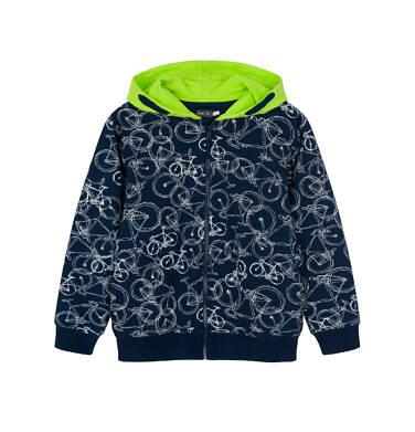 Endo - Bluza rozpinana z kapturem dla dziecka 0-3 lata N91C031_1