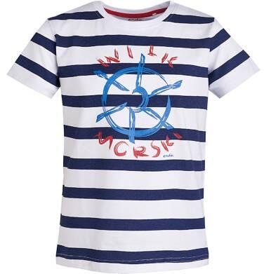 Endo - T-shirt z krótkim rękawem dla chłopca 3-8 lat C81G137_1