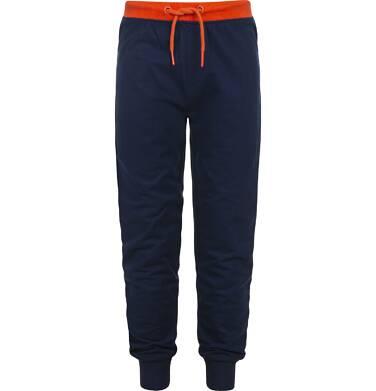 Spodnie dresowe dla chłopca 9-13 lat C82K504_1