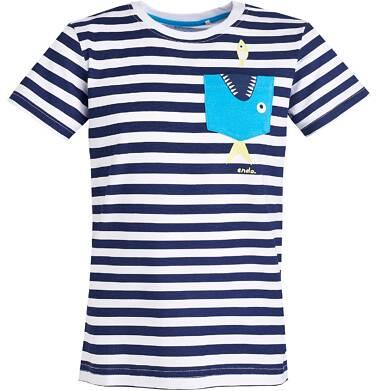 Endo - T-shirt z krótkim rękawem dla chłopca 3-8 lat C81G136_1