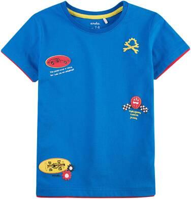 Endo - T-shirt dla chłopca 4-8 lat C71G046_1