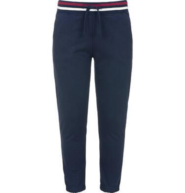 Endo - Spodnie dresowe dla chłopca, granatowe, 9-13 lat C92K506_2