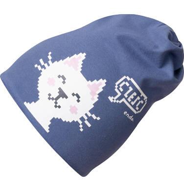 Endo - Czapka dla dziecka, z kotem D04R024_1 34