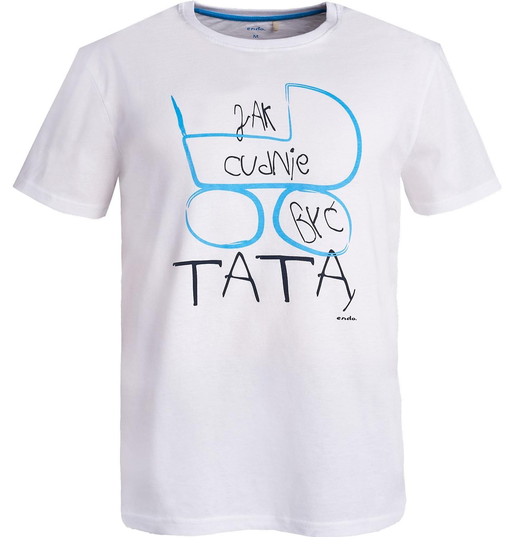 Endo - T-shirt męski Q71G009_1