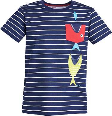 Endo - T-shirt z krótkim rękawem dla chłopca 3-8 lat C81G133_1
