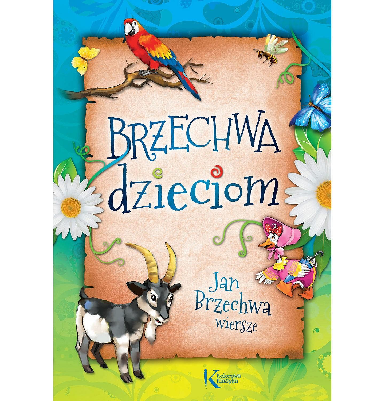 Endo - Brzechwa dzieciom (miękka oprawa) BK92031_1