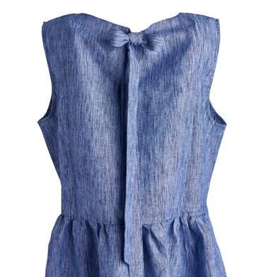 Endo - Sukienka bez rękawów dla kobiety Y81H004_1