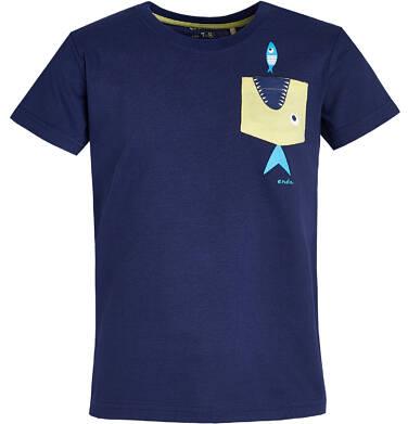Endo - T-shirt dla chłopca 3-8 lat C81G129_1
