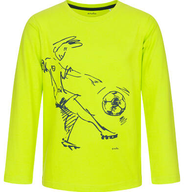 Endo - T-shirt z długim rękawem dla chłopca 3-8 lat C92G022_2